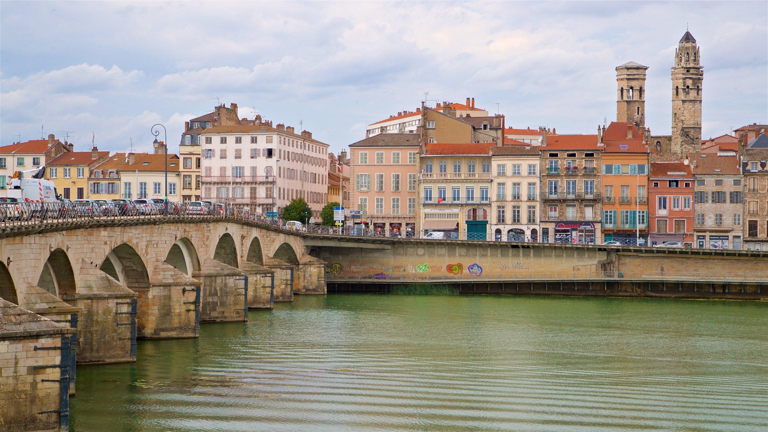 Saône-et-Loire (departement), Frankrijk