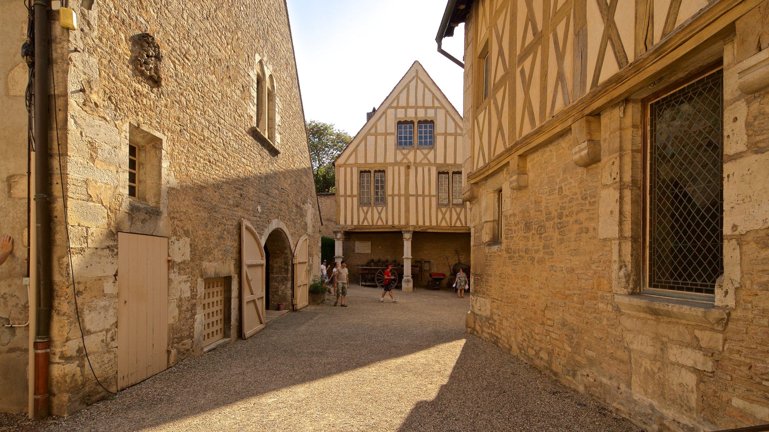 Établi dans un hôtel particulier autrefois occupé par les ducs de Bourgogne, ce musée intéressant retrace la longue histoire du vin dans la région.