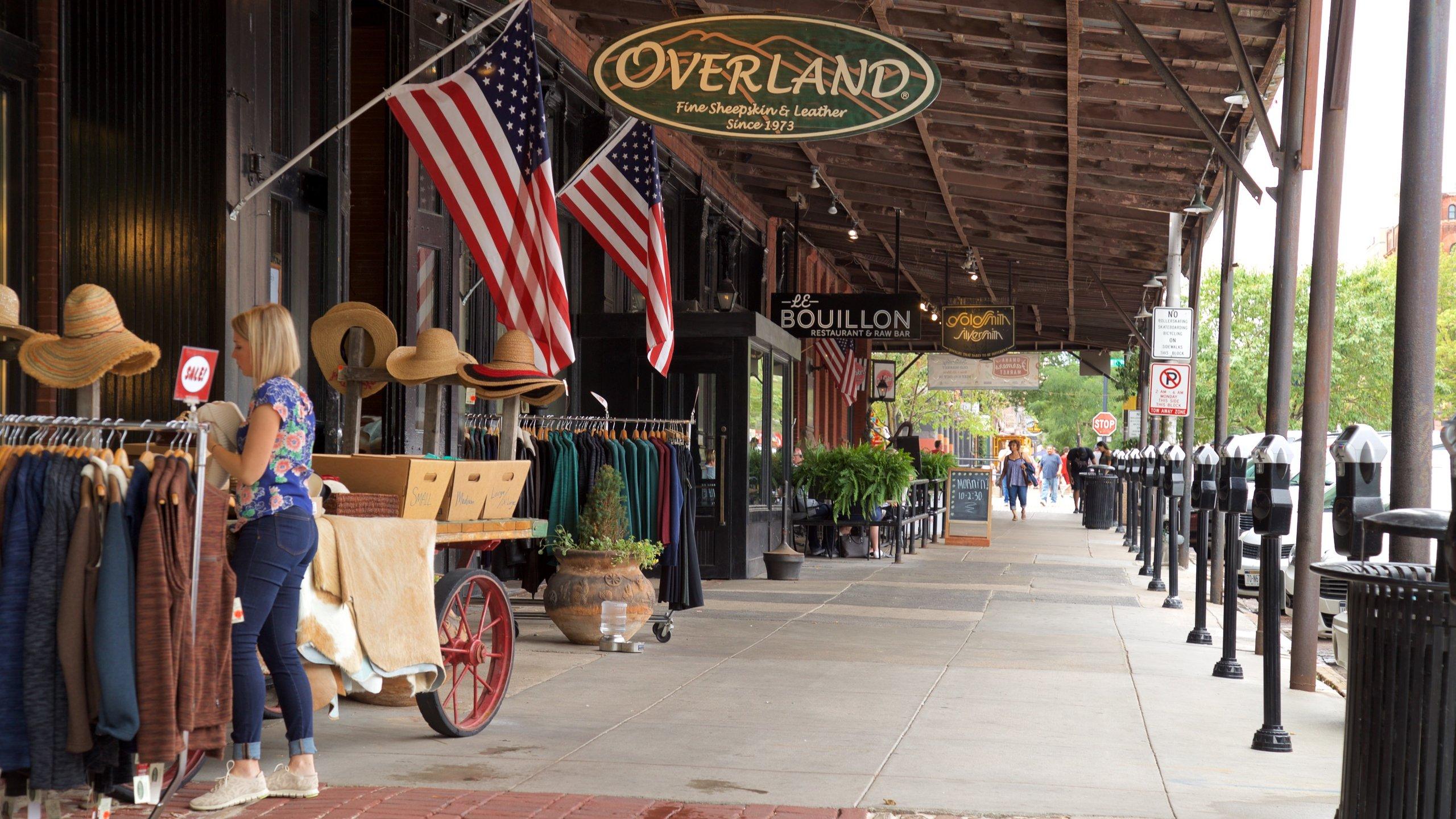 Old Market, Omaha, Nebraska, United States of America