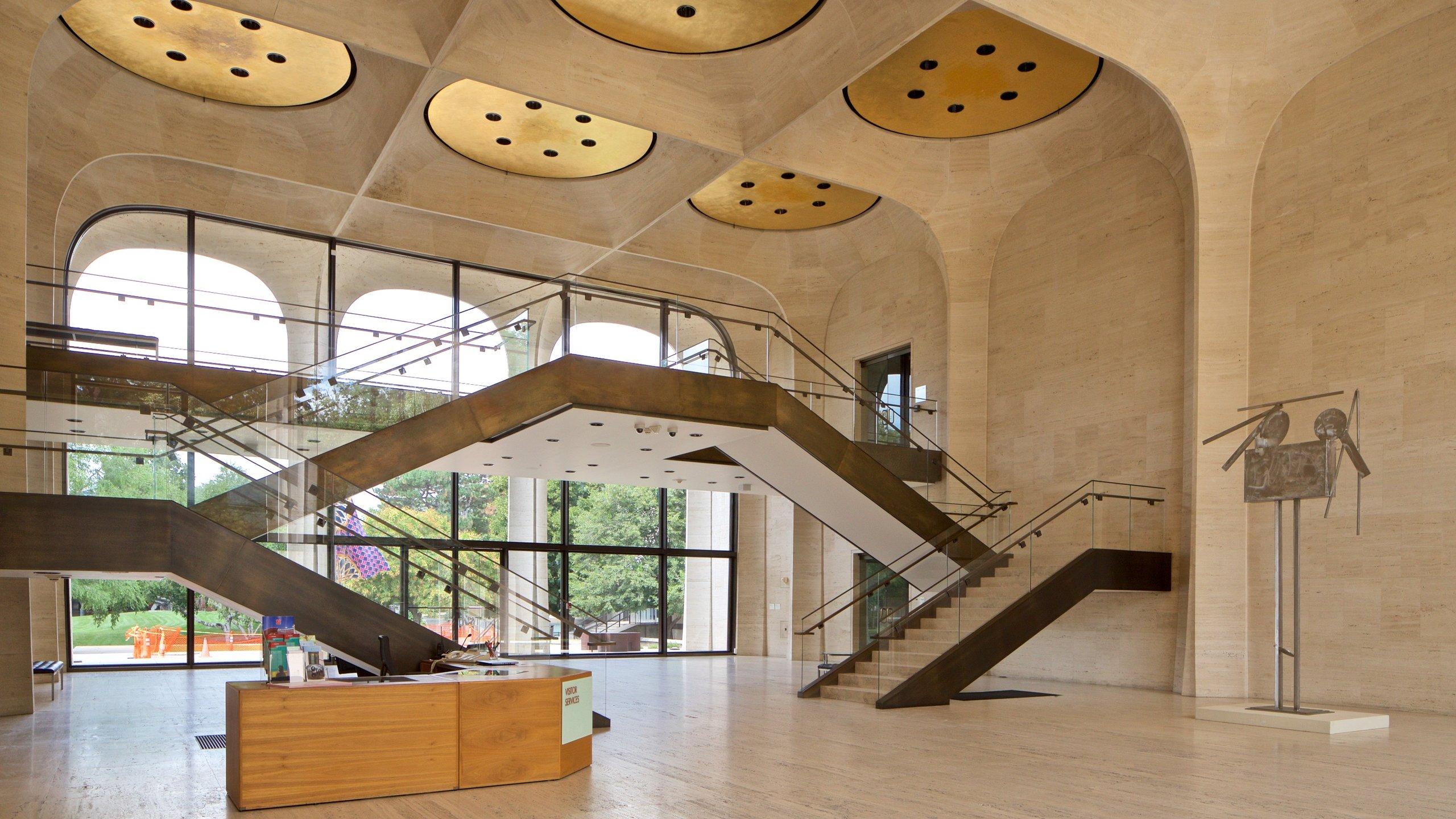 Sheldon Museum of Art (musée d'art), Lincoln, Nebraska, États-Unis d'Amérique