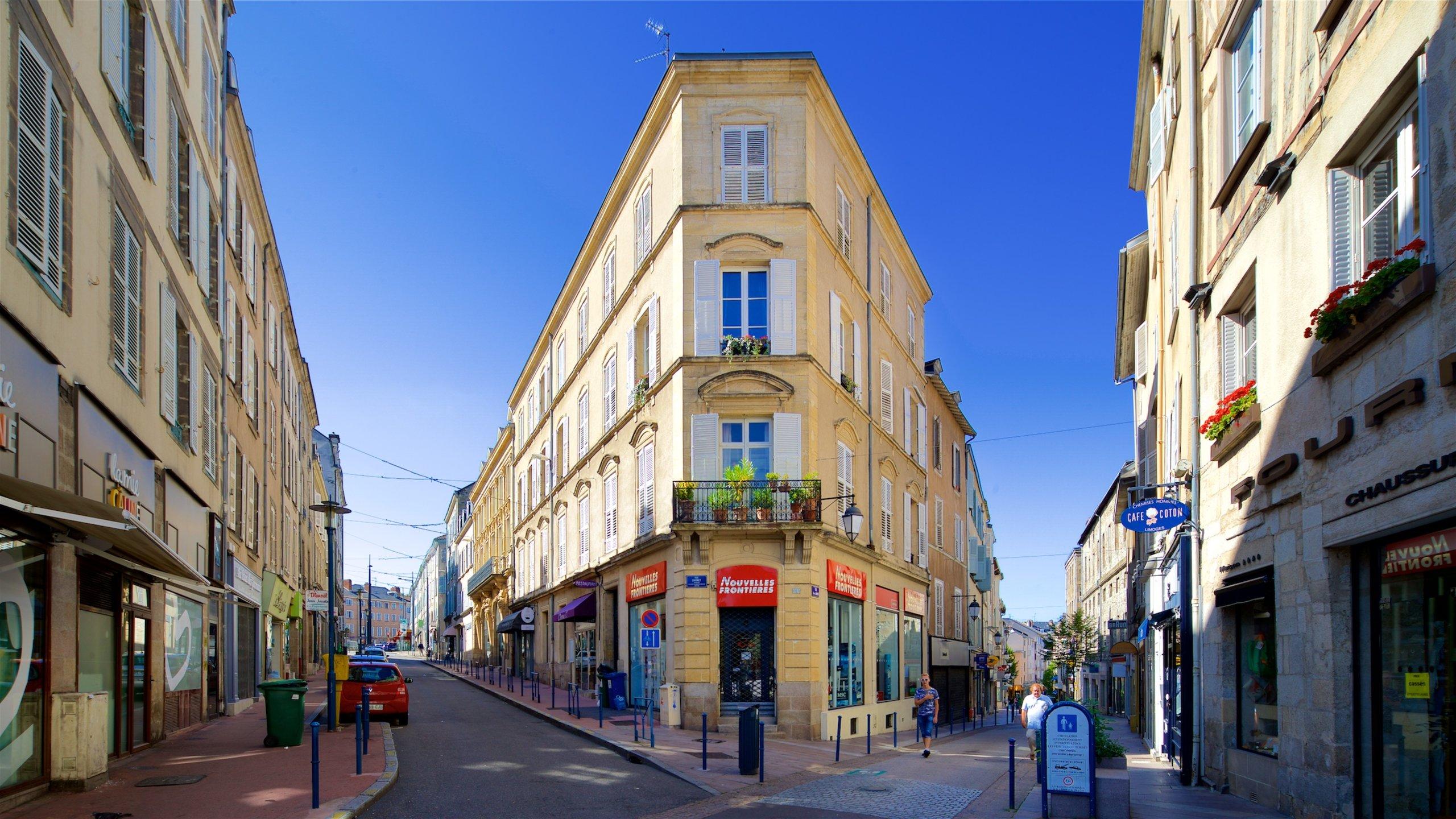 Limousin, Frankrijk