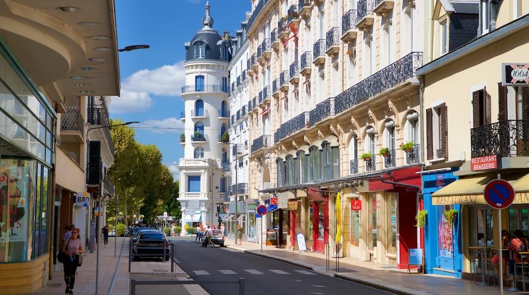Vichy qui includes ville