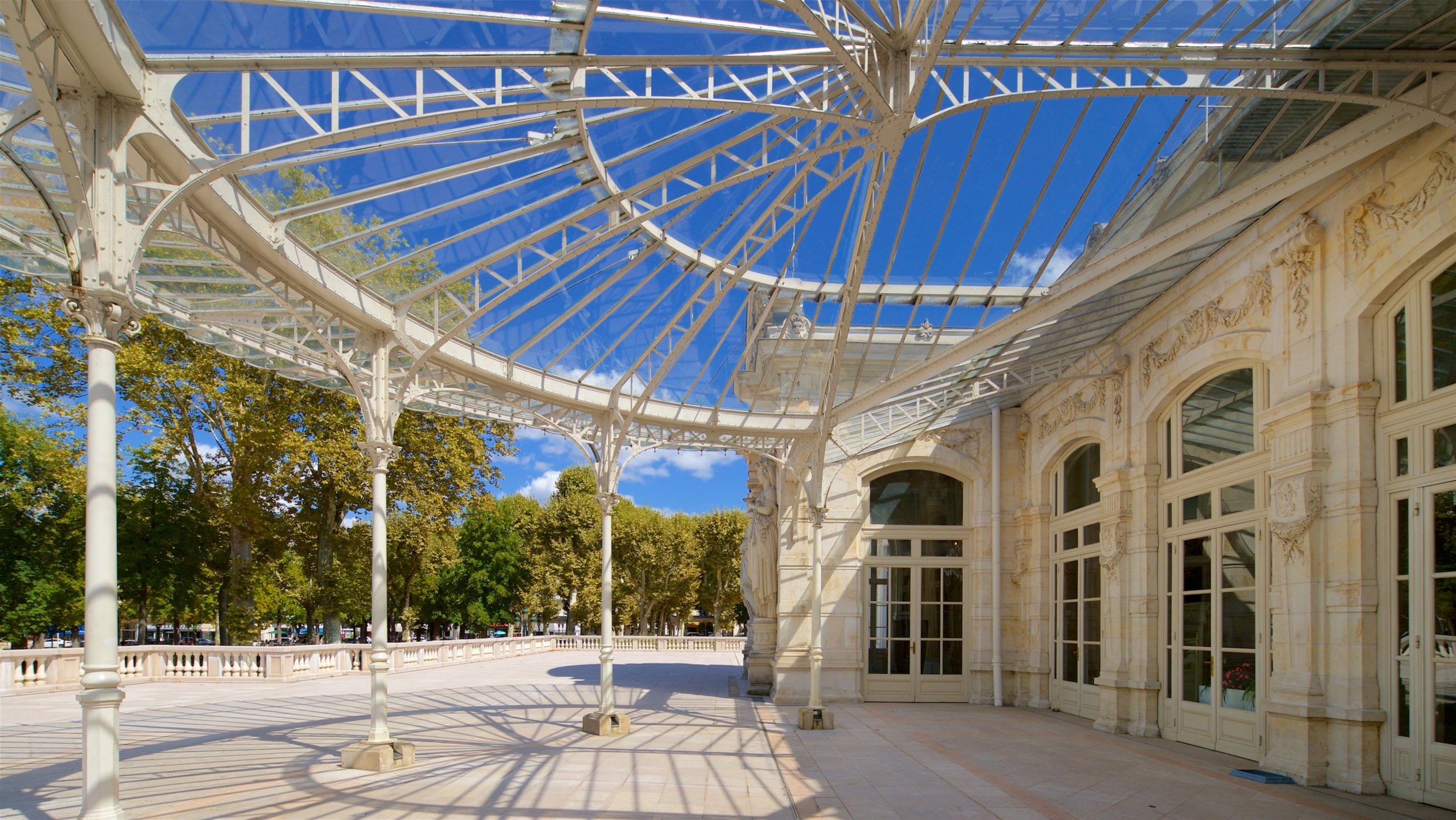 Thermal, Vichy, Allier, France