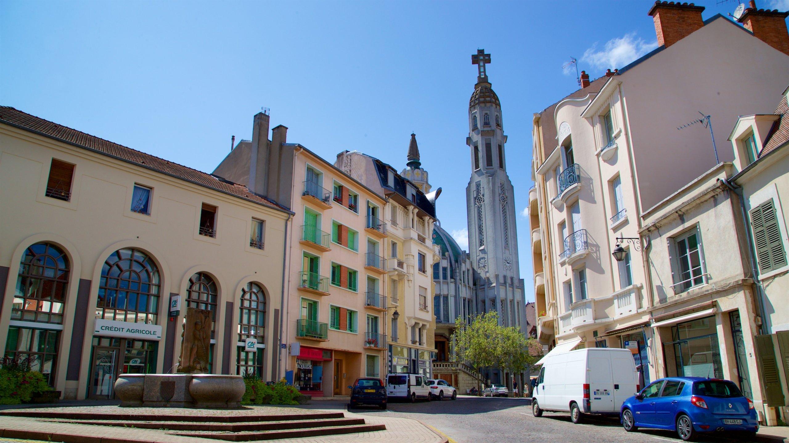 Vieux Vichy, Vichy, Allier, France