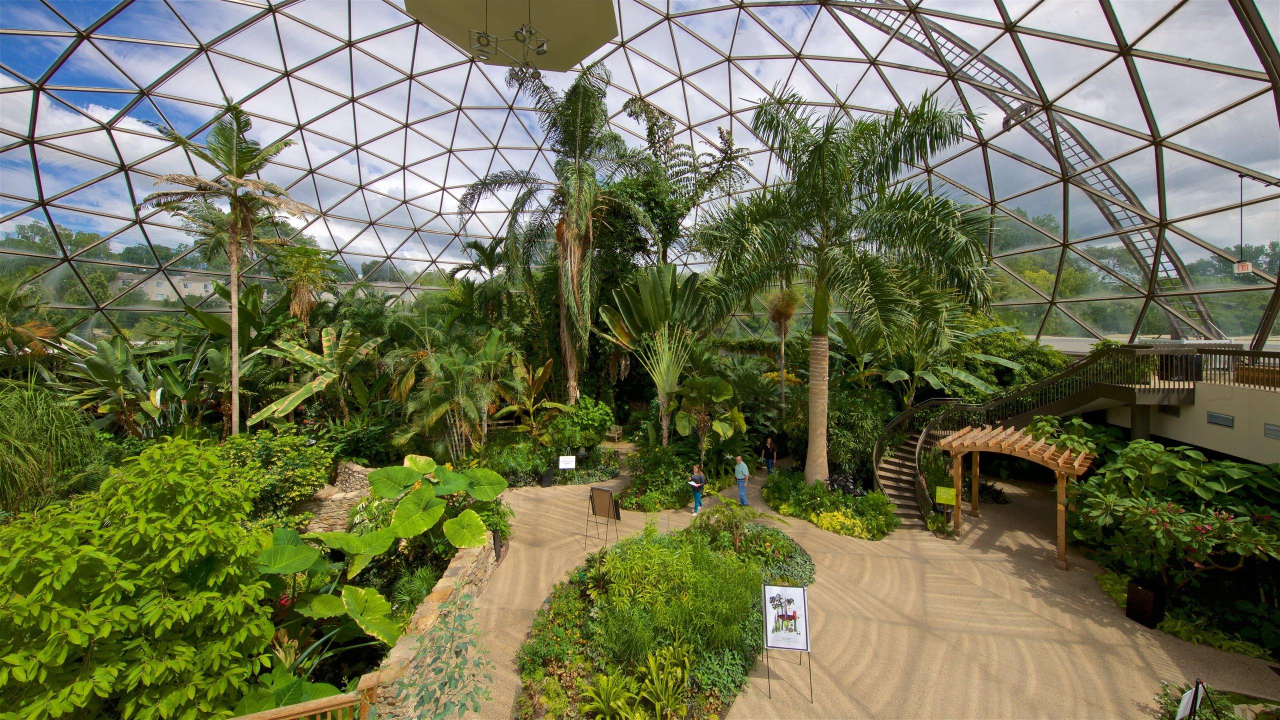 Greater Des Moines Botanical Garden Logo