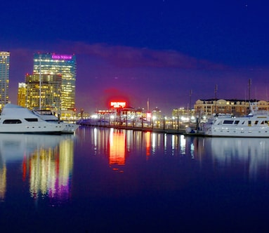Baltimore Inner Harbor Marina