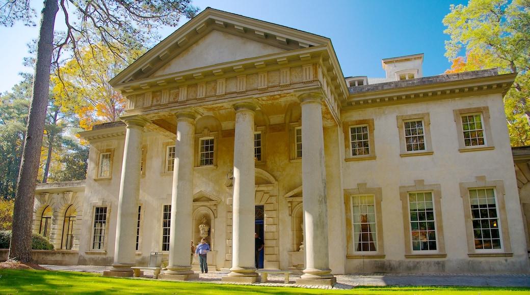 Atlanta History Center which includes heritage architecture