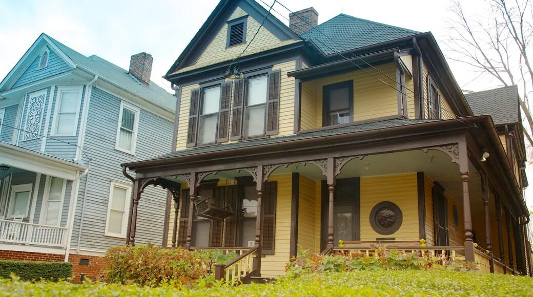 Martin Luther King Jr. National Historic Site qui includes monument, mémorial et maison