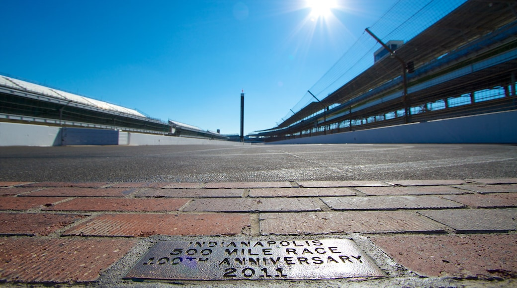 Circuit automobile d\'Indianapolis