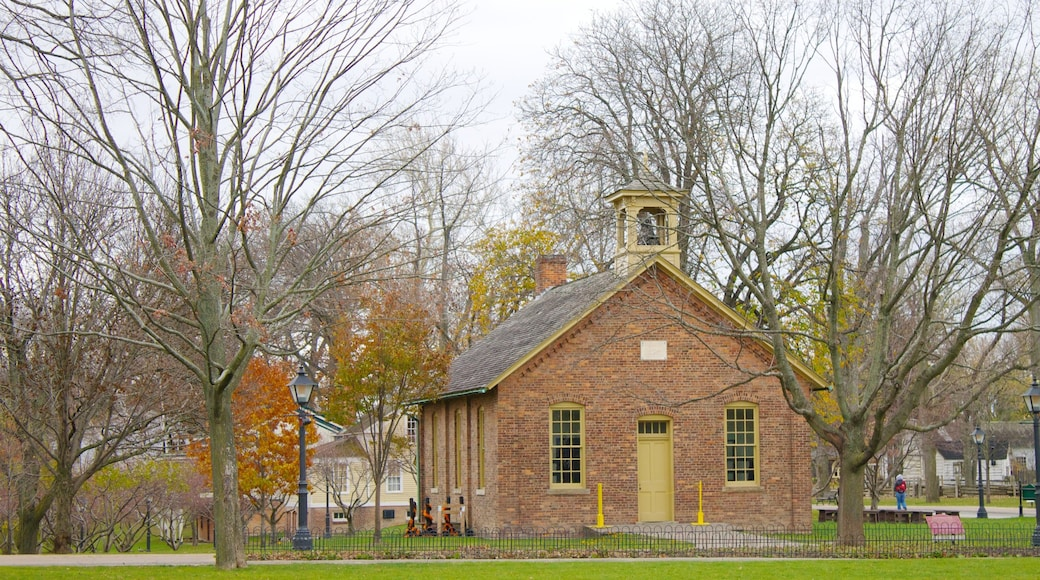 Greenfield Village featuring a small town or village and a house