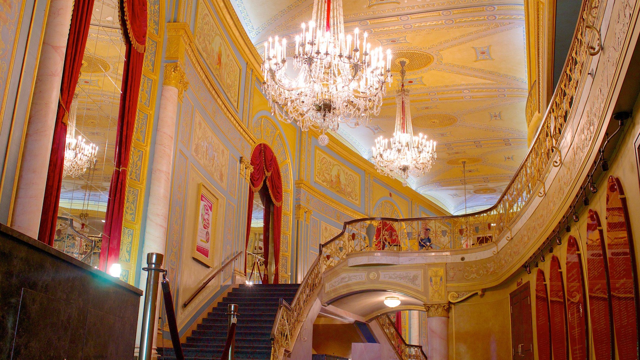 Detroit Opera House, Detroit, Michigan, United States of America
