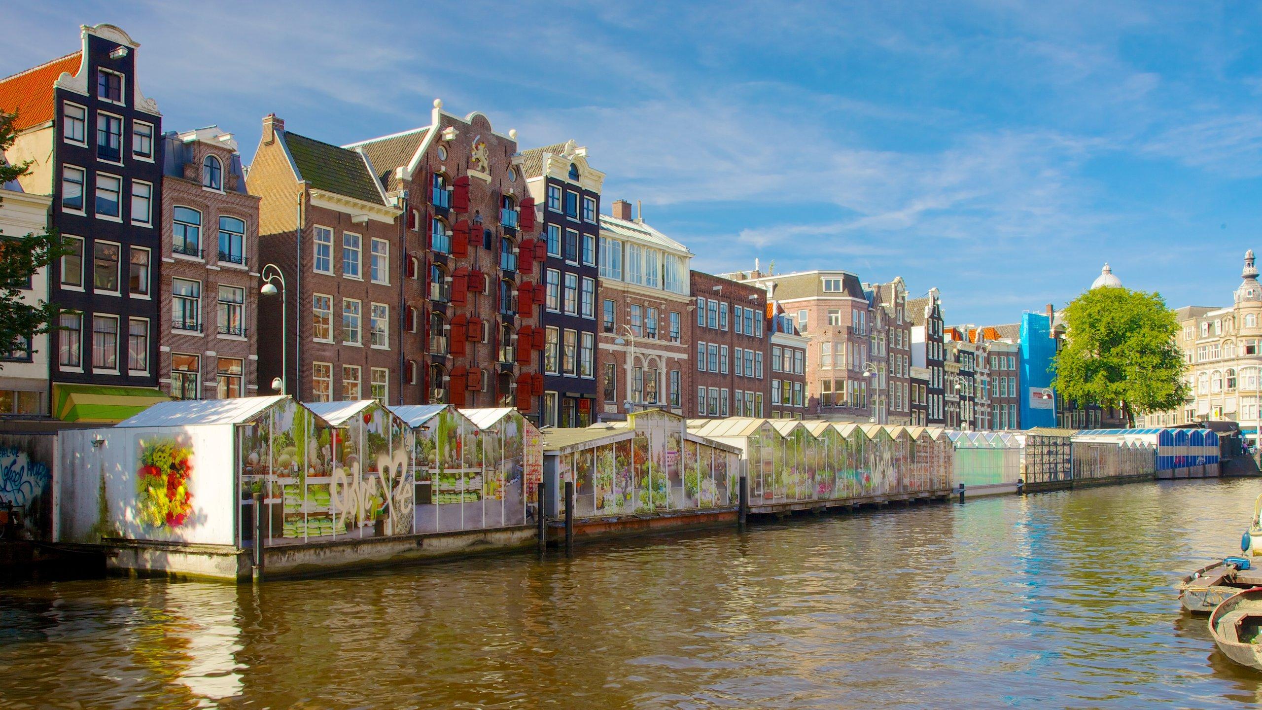 centrum, Amsterdam, Noord-Holland, Nederland