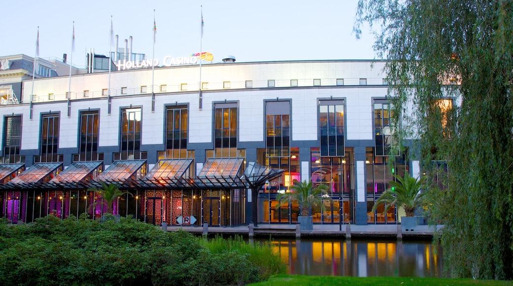 Holland Casino som inkluderer casino og by
