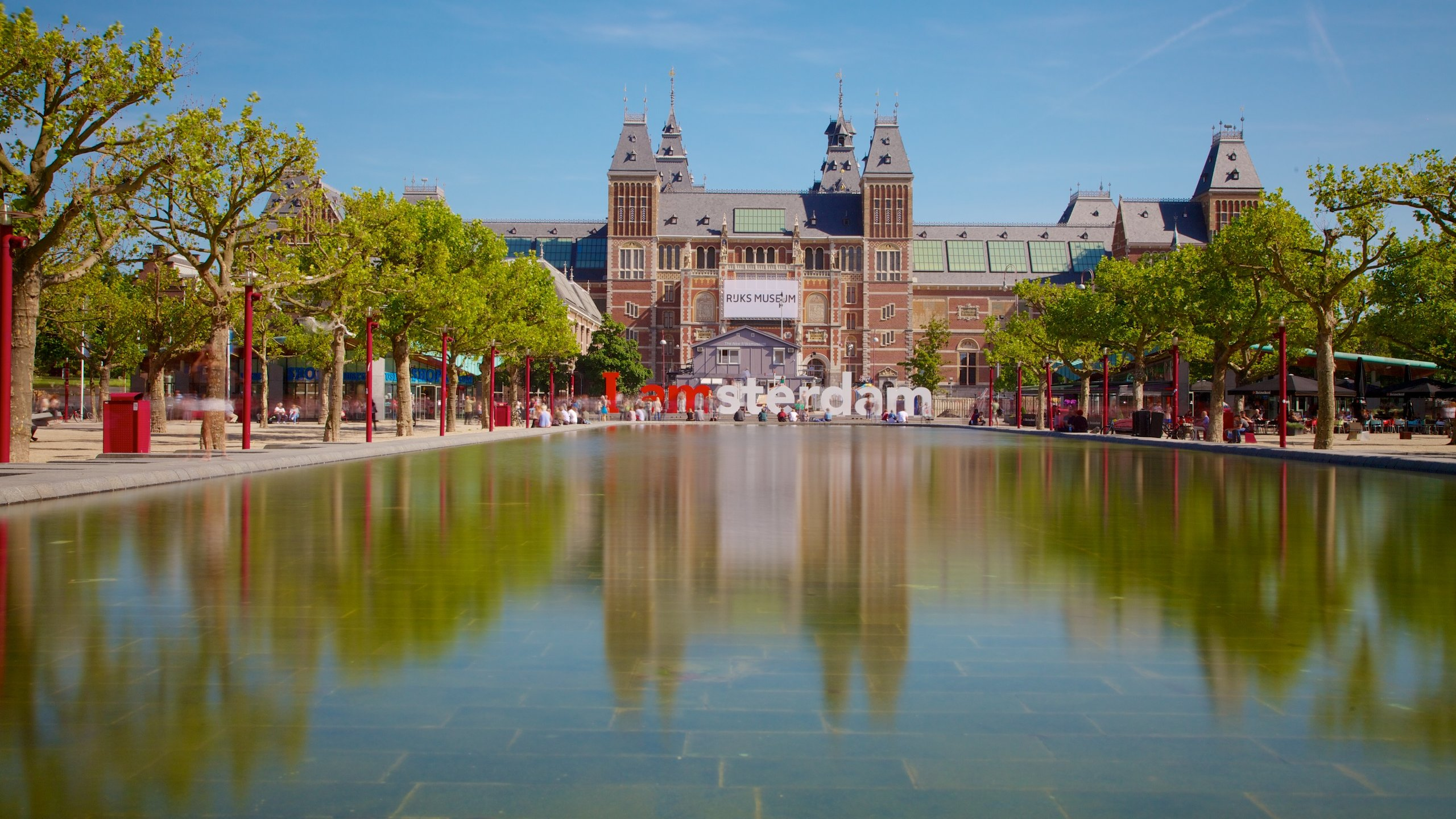 Explore The Netherlands' largest publicly-funded museum, full of world-famous masterpieces.