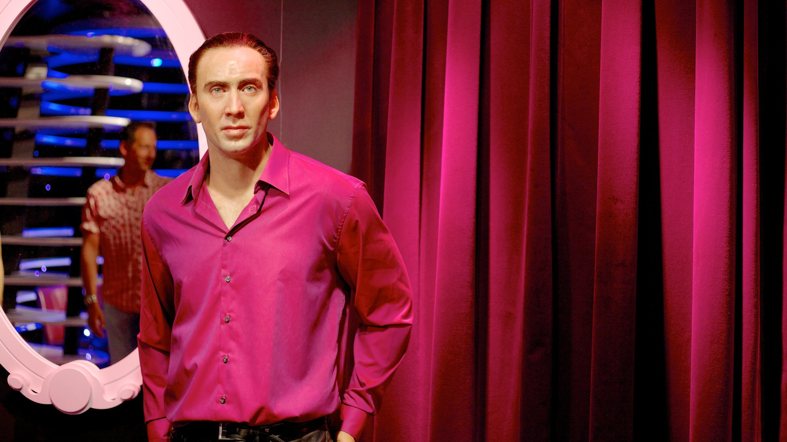 Rub shoulders with your favourite celebrities and sports stars at this world-famous interactive waxworks exhibition.