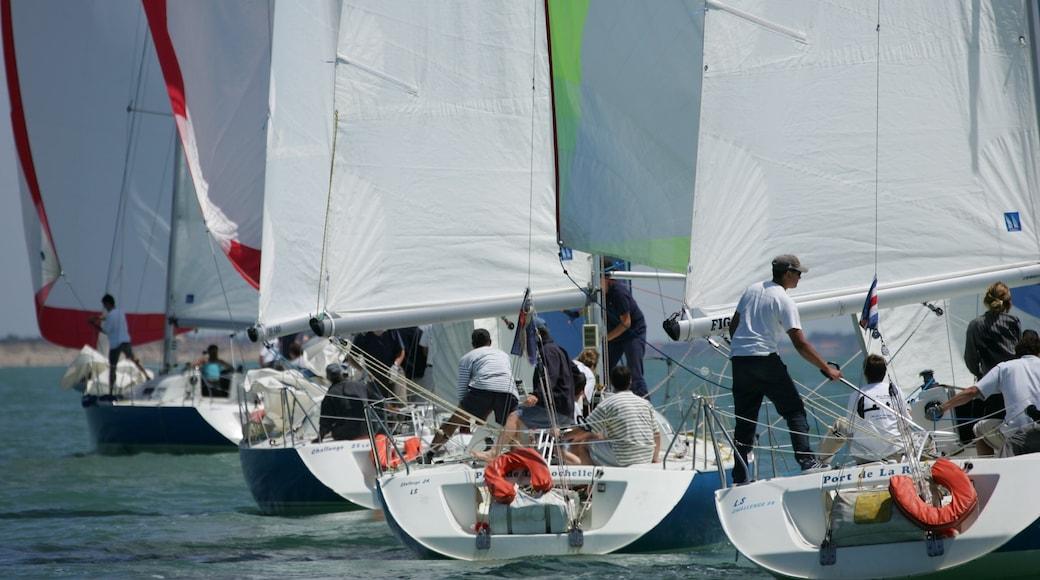 France showing sailing