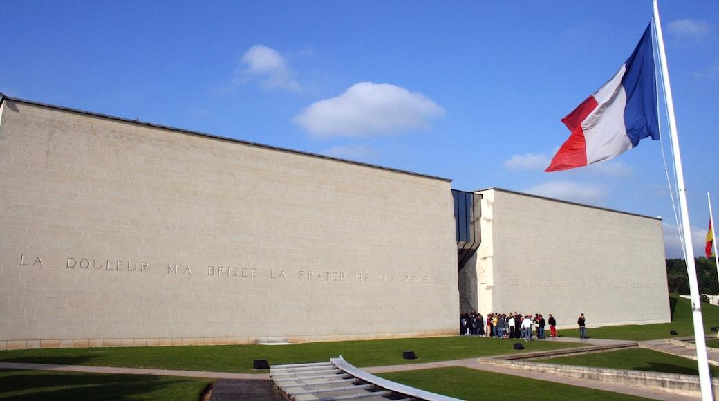 Caen featuring modern architecture