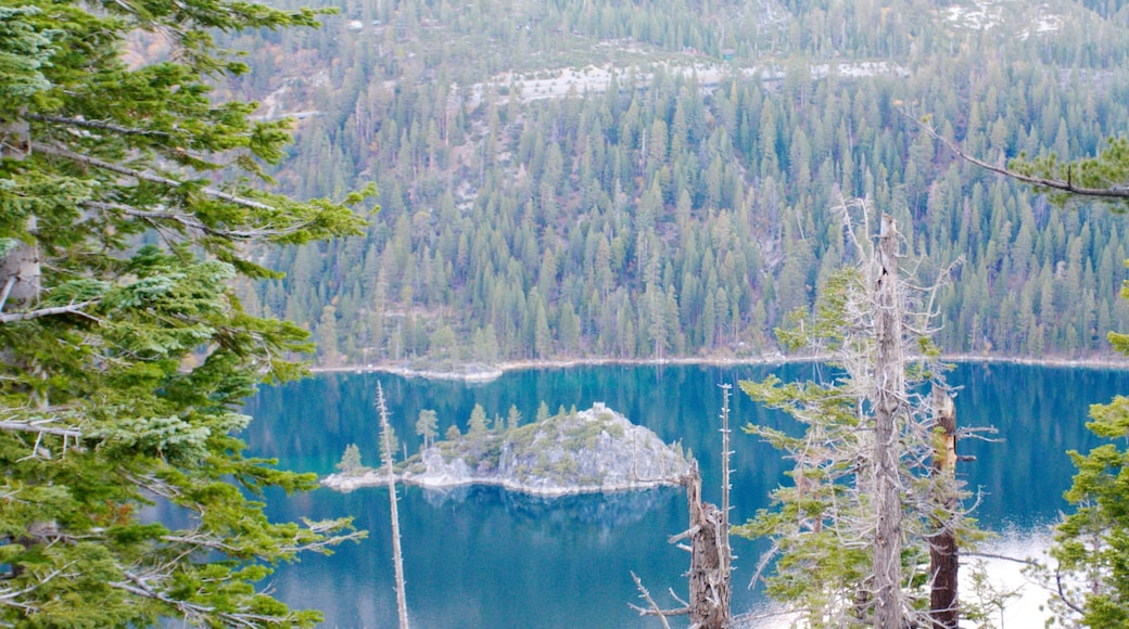 Emerald Bay State Park featuring a park, landscape views and a lake or waterhole