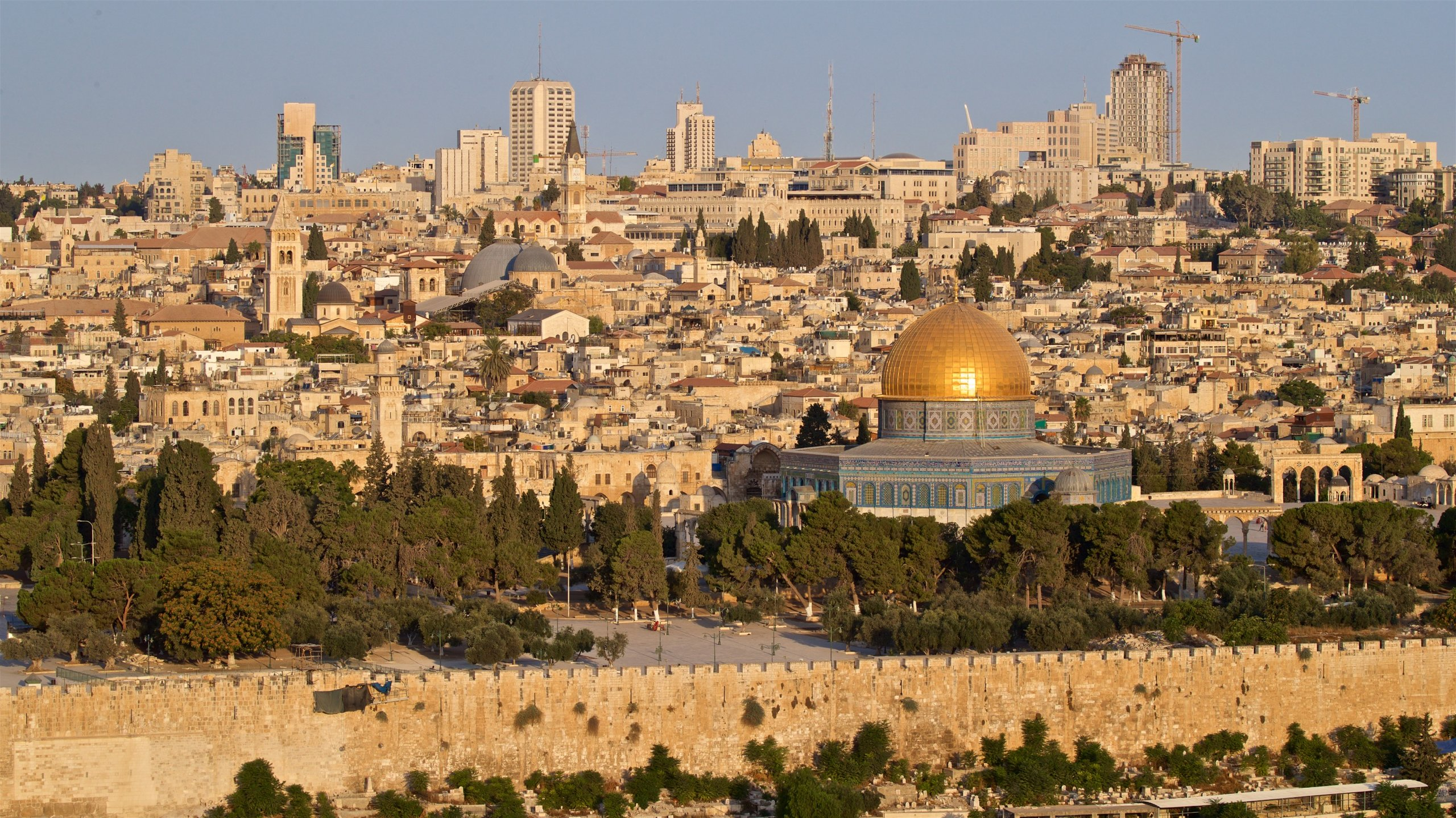 Visit this holy place to learn about its significance for Muslim, Jewish and Christian people and to enjoy panoramic views of Jerusalem.
