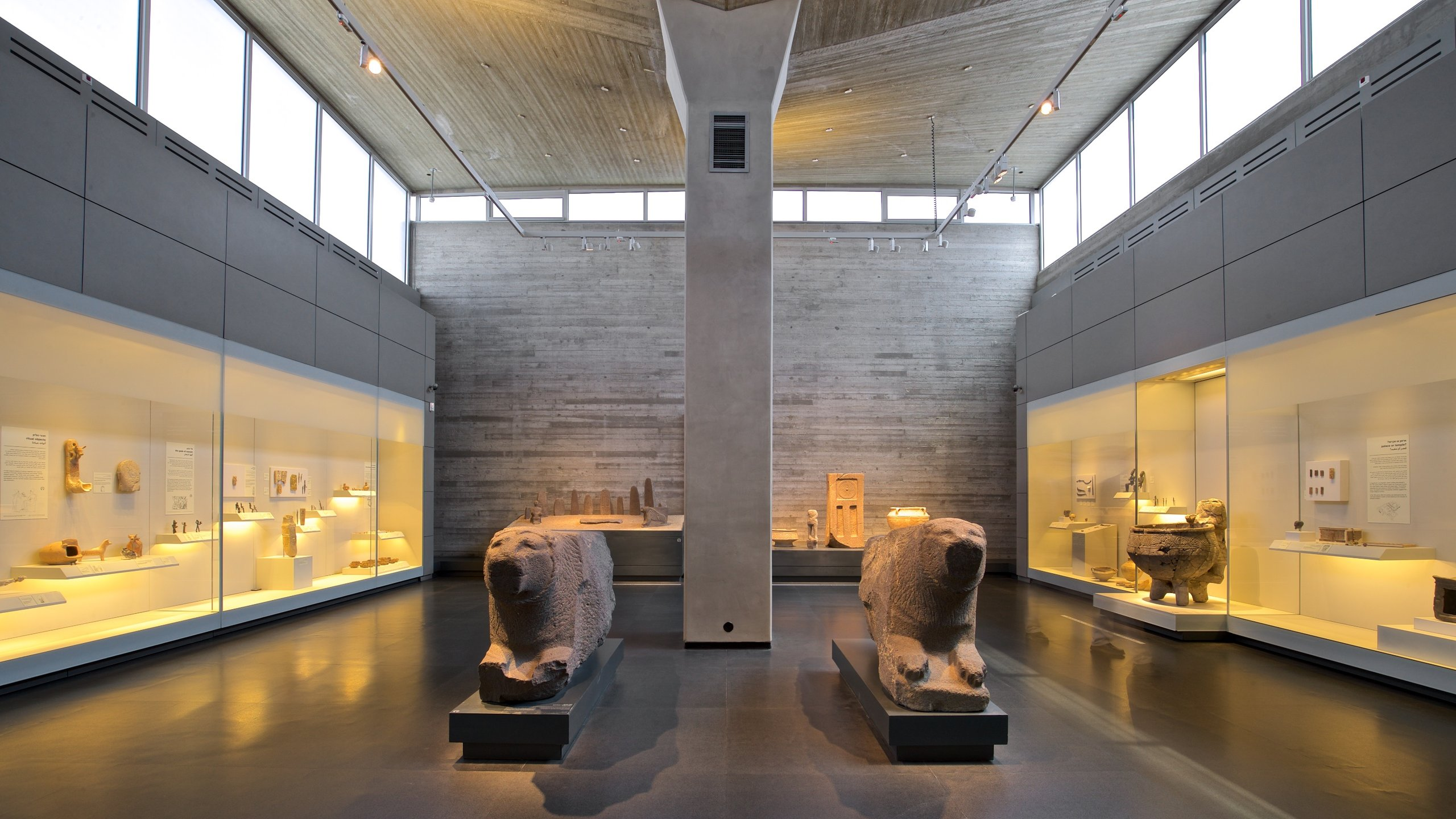 Browse the exhibits at this large museum, which hosts valuable art collections as well as precious historical artifacts, including the Dead Sea Scrolls.