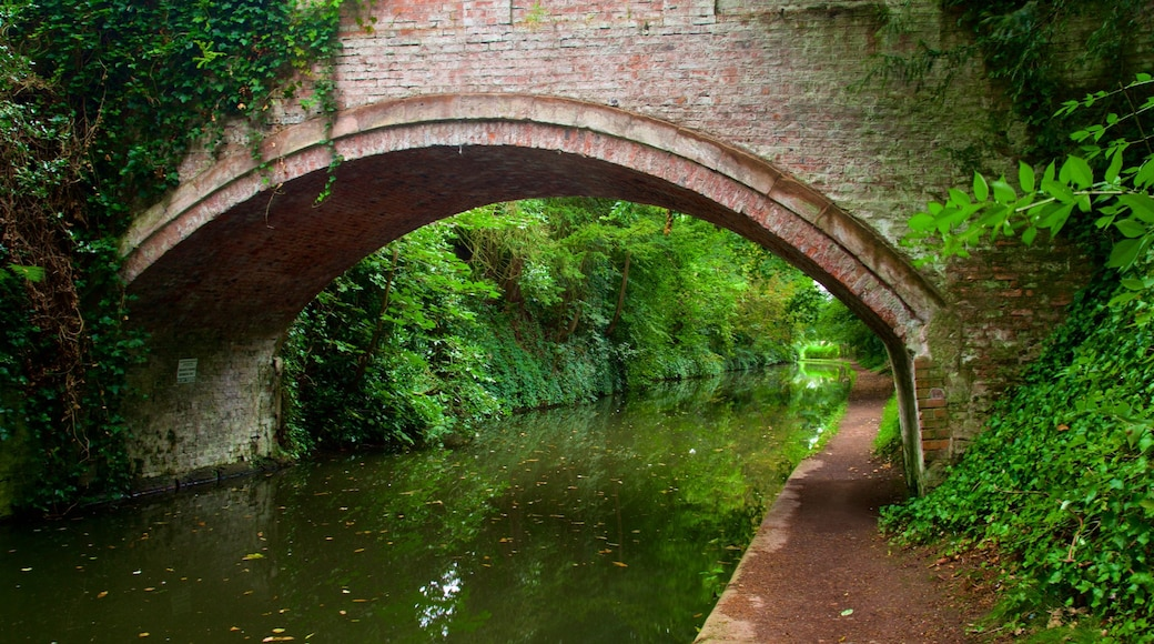 Warrington featuring a river or creek