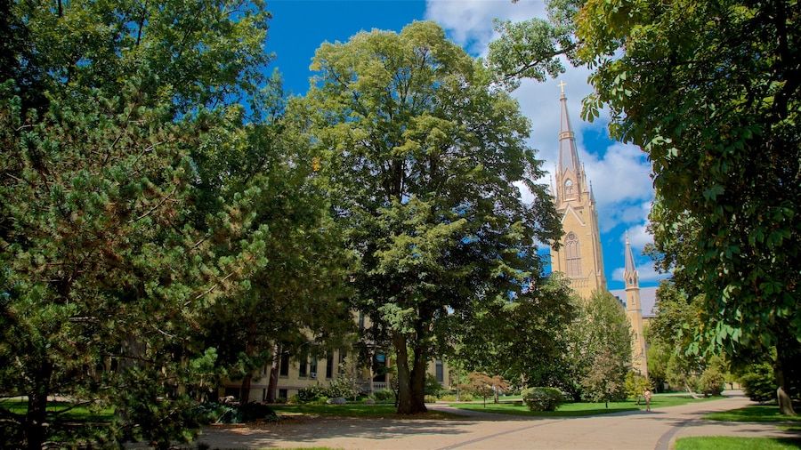 샤크레케르 대성당 을 특징 문화유산 건축 과 공원