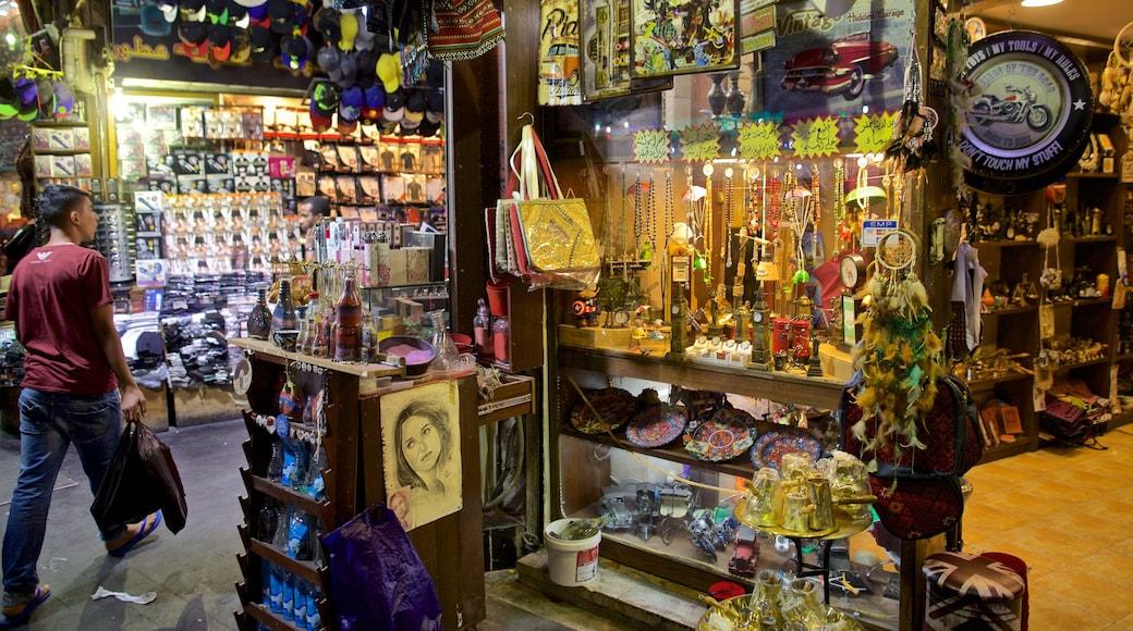 Amman presenterar marknader, gatuliv och nattliv