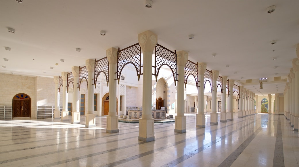Aqaba featuring interior views