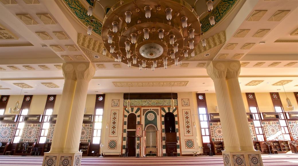 Aqaba som visar interiörer