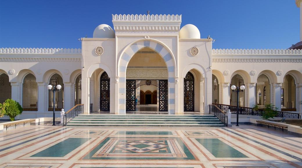 Aqaba featuring heritage architecture
