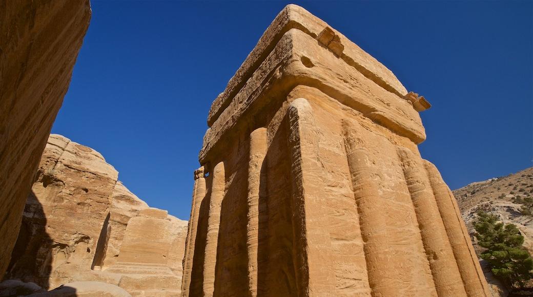 Wadi Musa featuring heritage elements