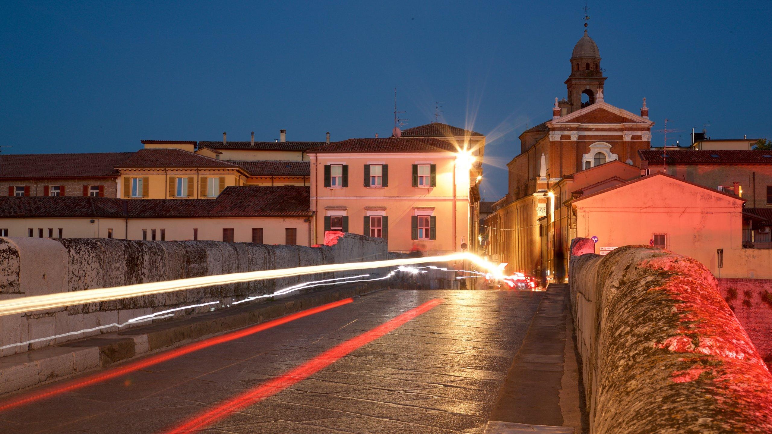 Ponte di Tiberio, Rimini, Emilia Romagna, Italia