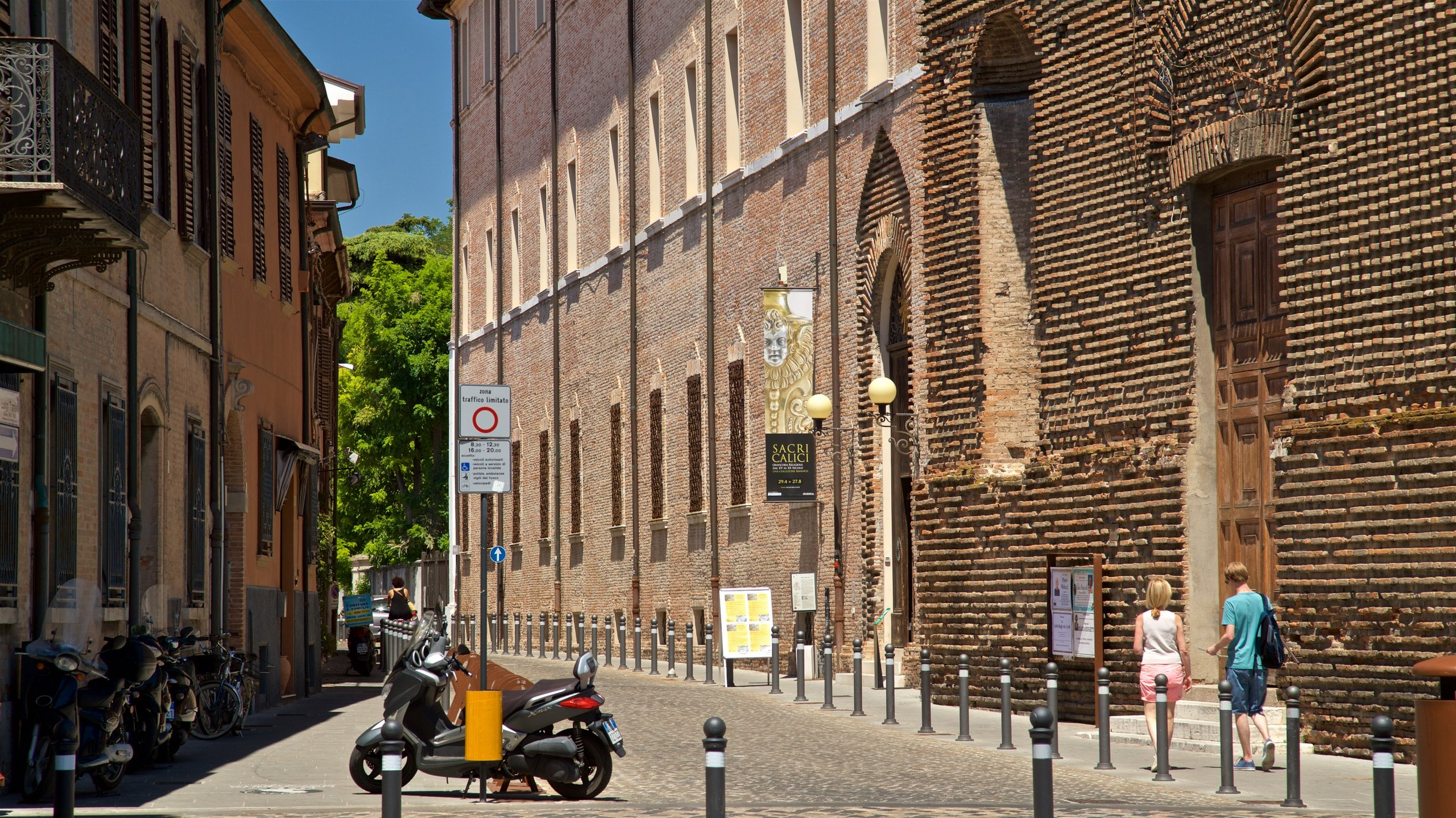 Museo Civico di Rimini, Rimini, Emilia Romagna, Italia