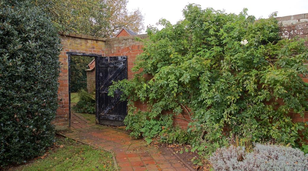 Wolverhampton som viser hage