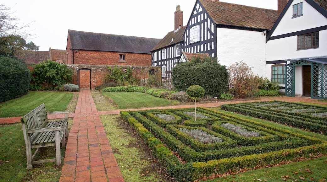 Boscobel House fasiliteter samt hage og hus
