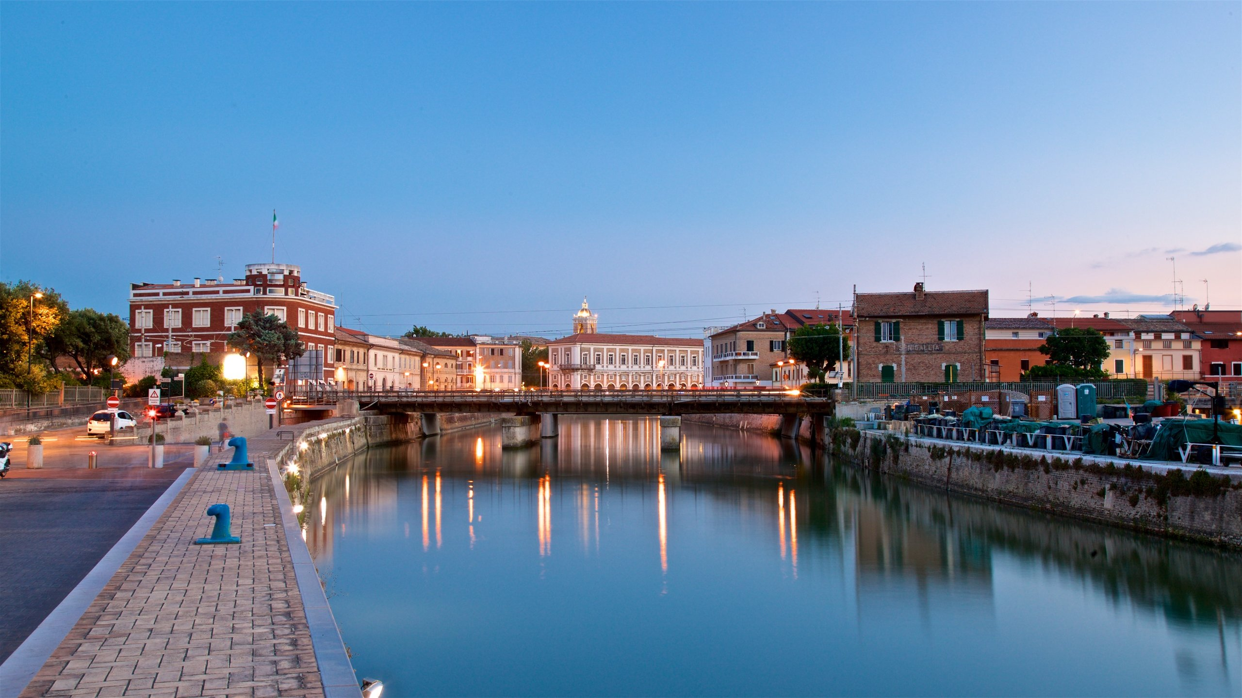 Senigallia, Marche, Italien