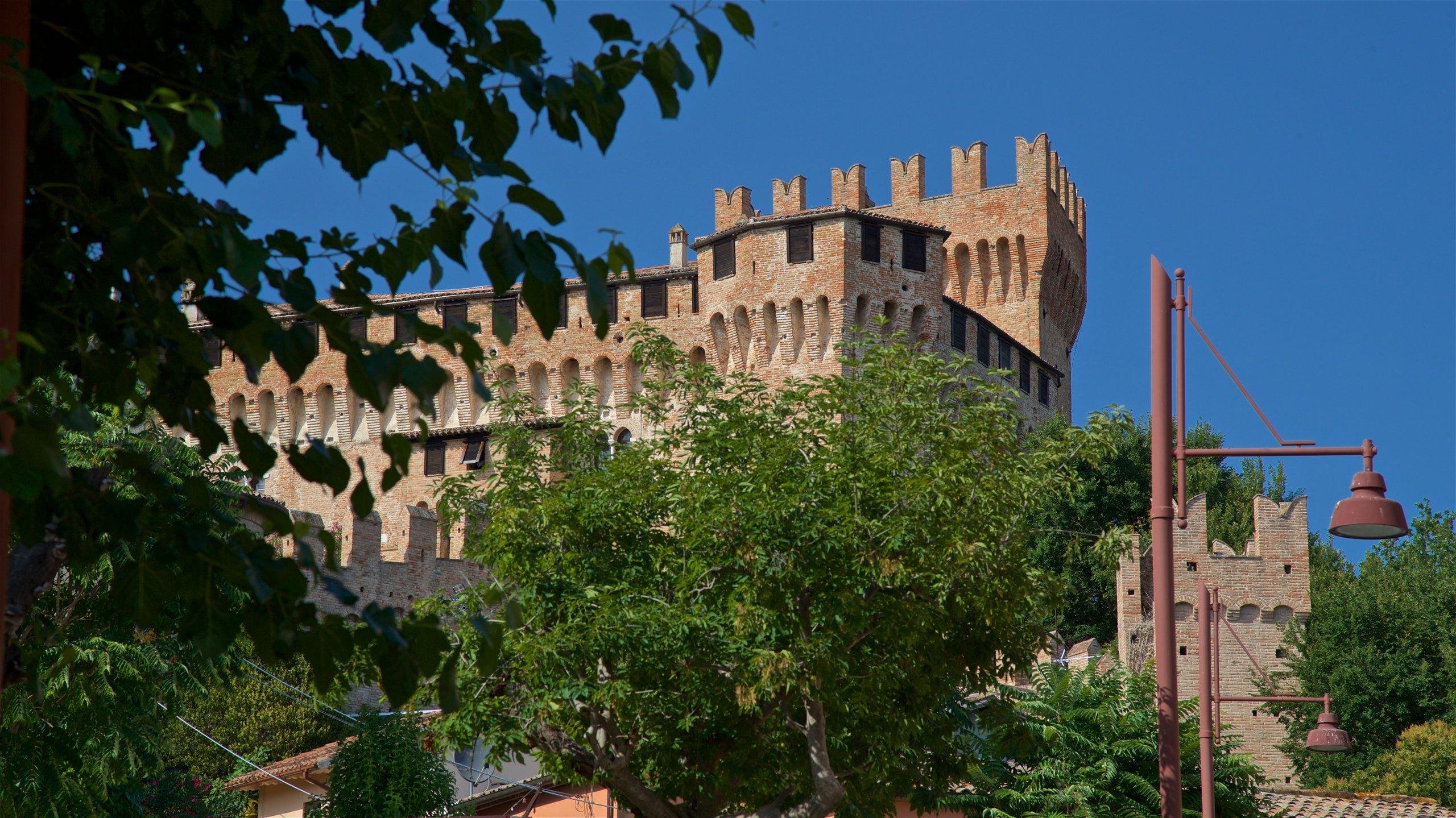 Pesaro und Urbino, Marche, Italien