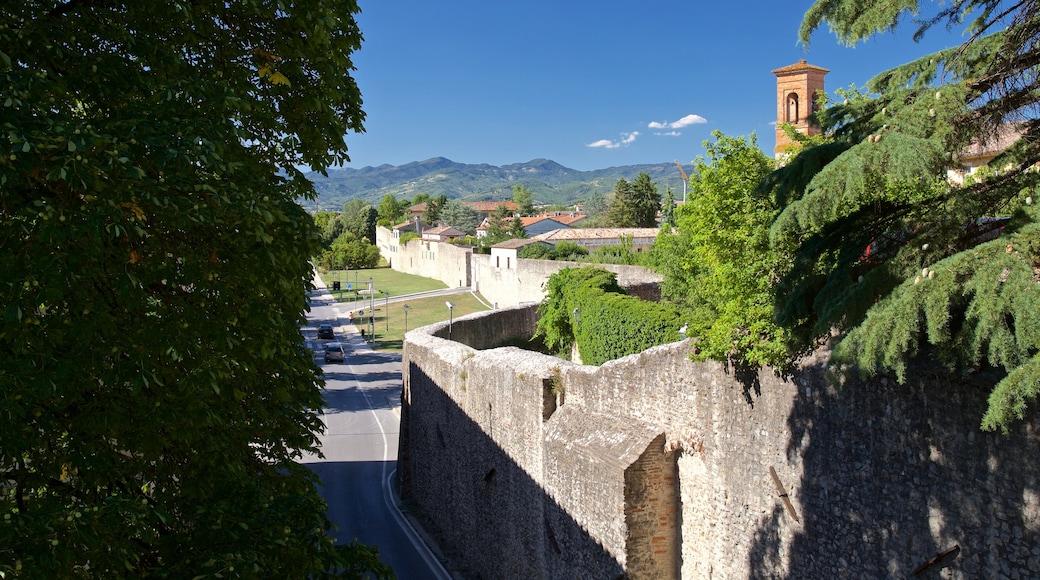 Città di Castello welches beinhaltet Landschaften