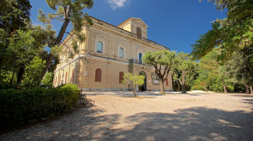 National Archaeological Museum of the Abruzzi das einen Geschichtliches