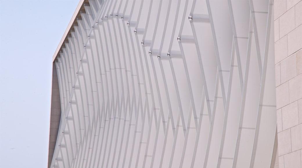 Northwestern University which includes modern architecture
