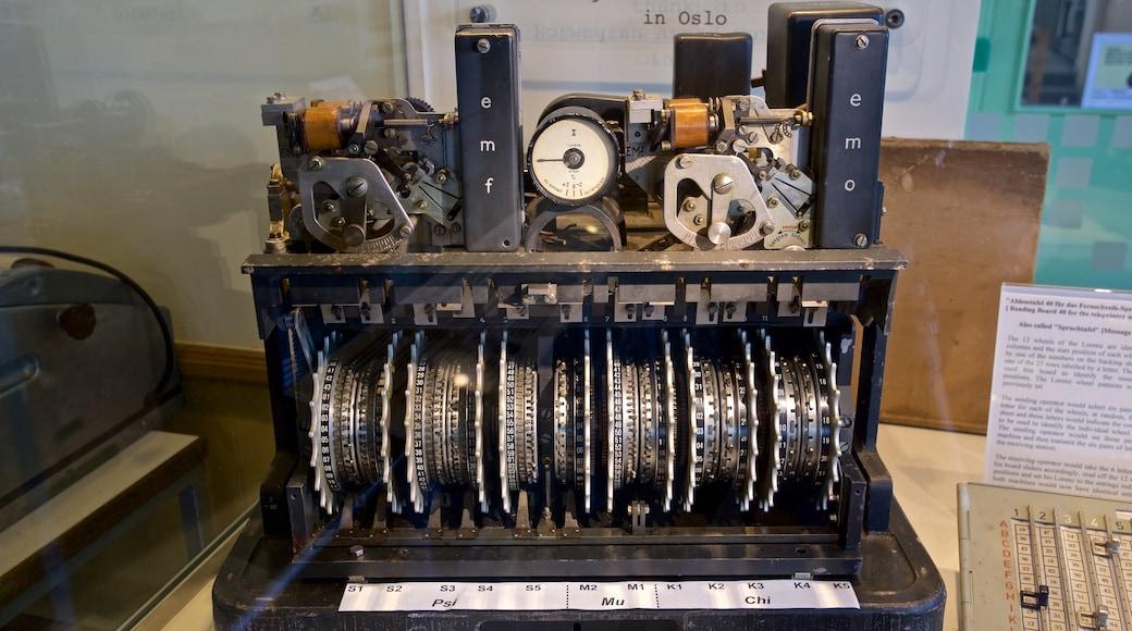The National Museum of Computing das einen Geschichtliches