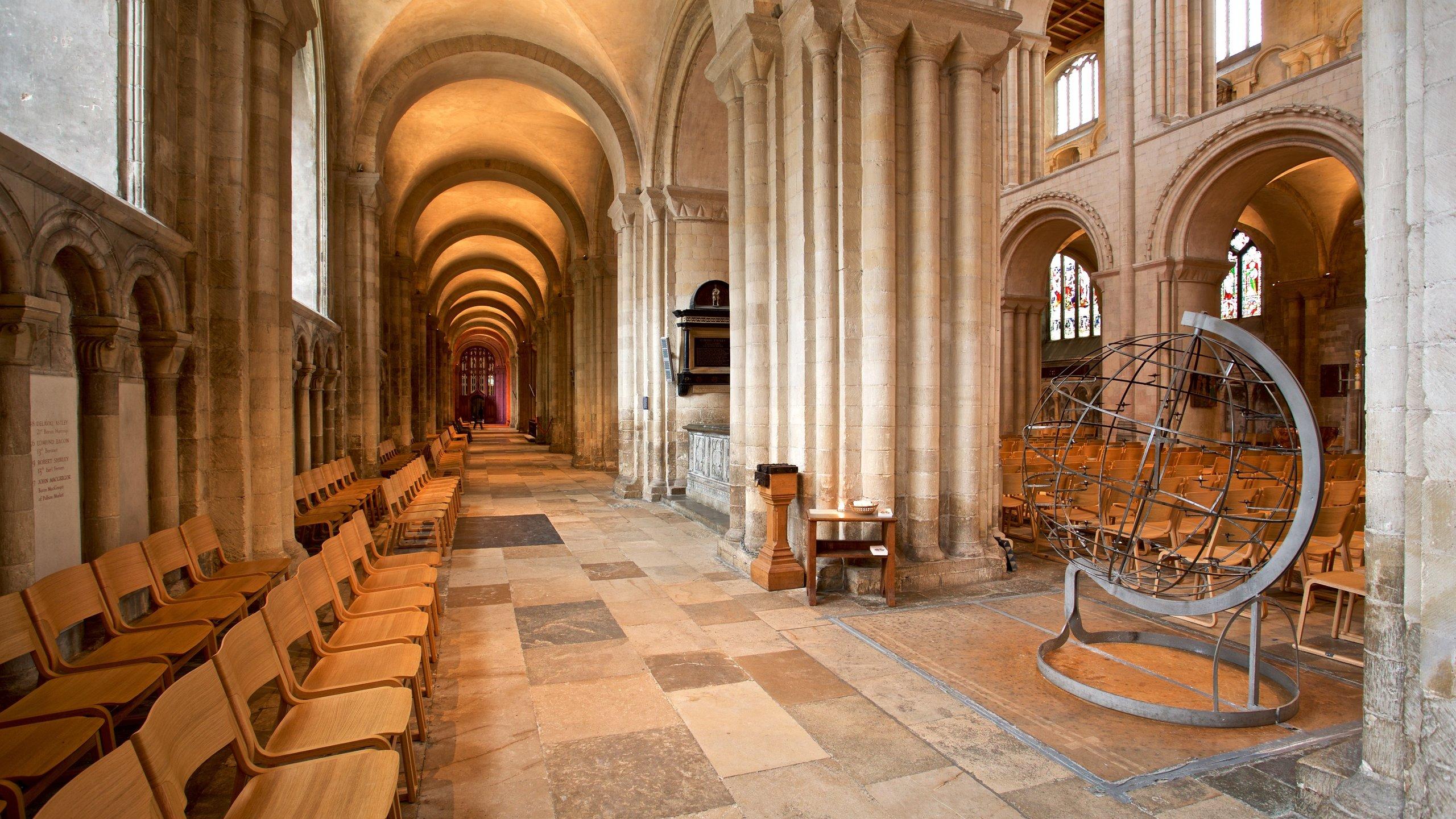 Norwich Cathedral, Norwich, England, United Kingdom