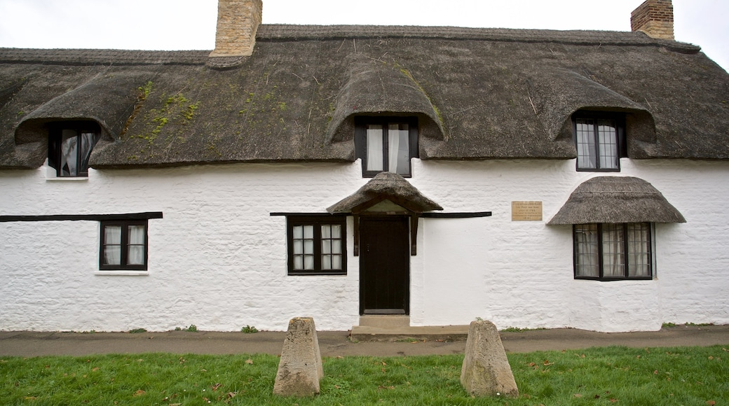 John Clare Cottage featuring a house
