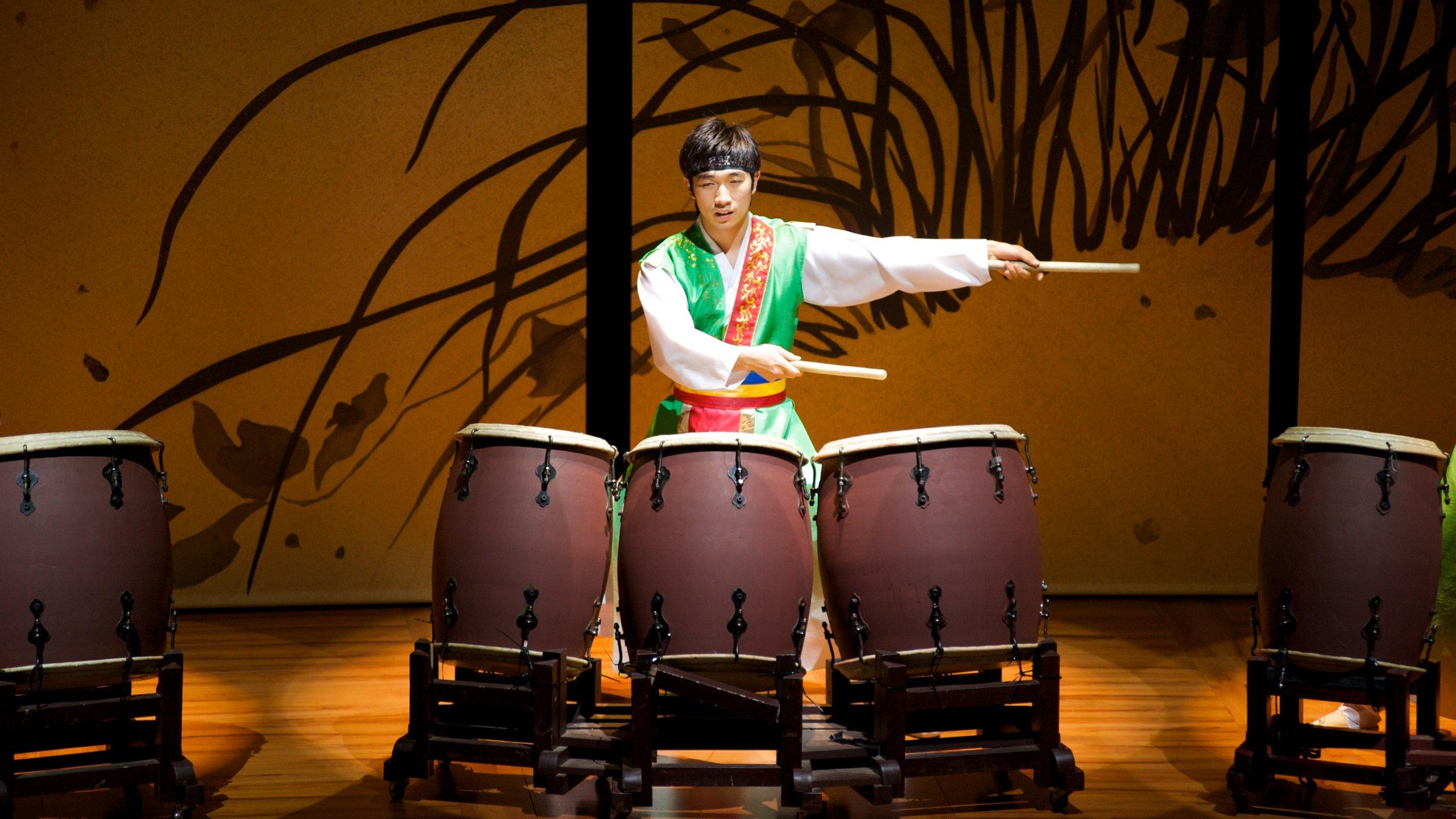 Chongdong-theater, Seoel, Zuid-Korea