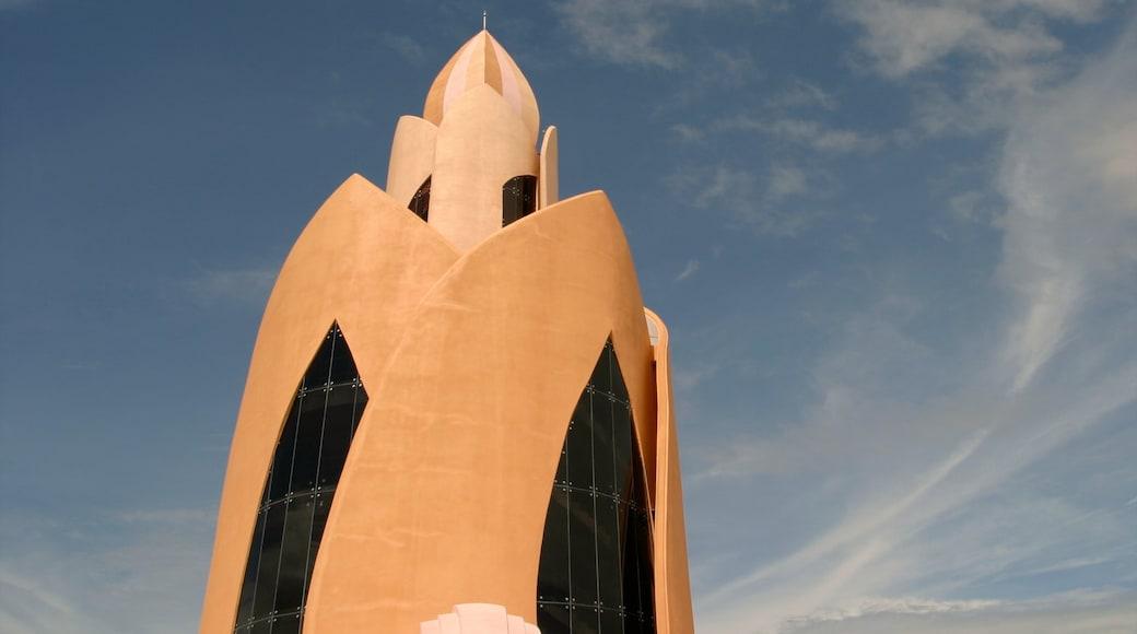 Nha Trang showing modern architecture