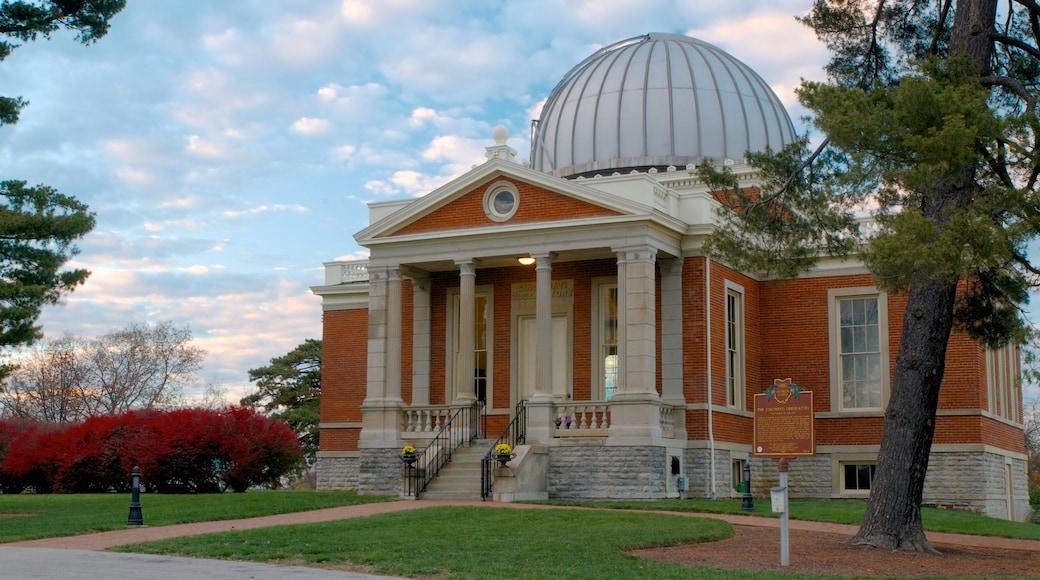 신시내티 관측센터 을 특징 천문대