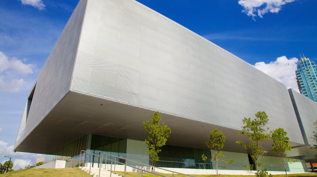 Tampa Museum of Art which includes a city