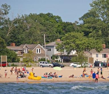 Pere Marquette Park Beach