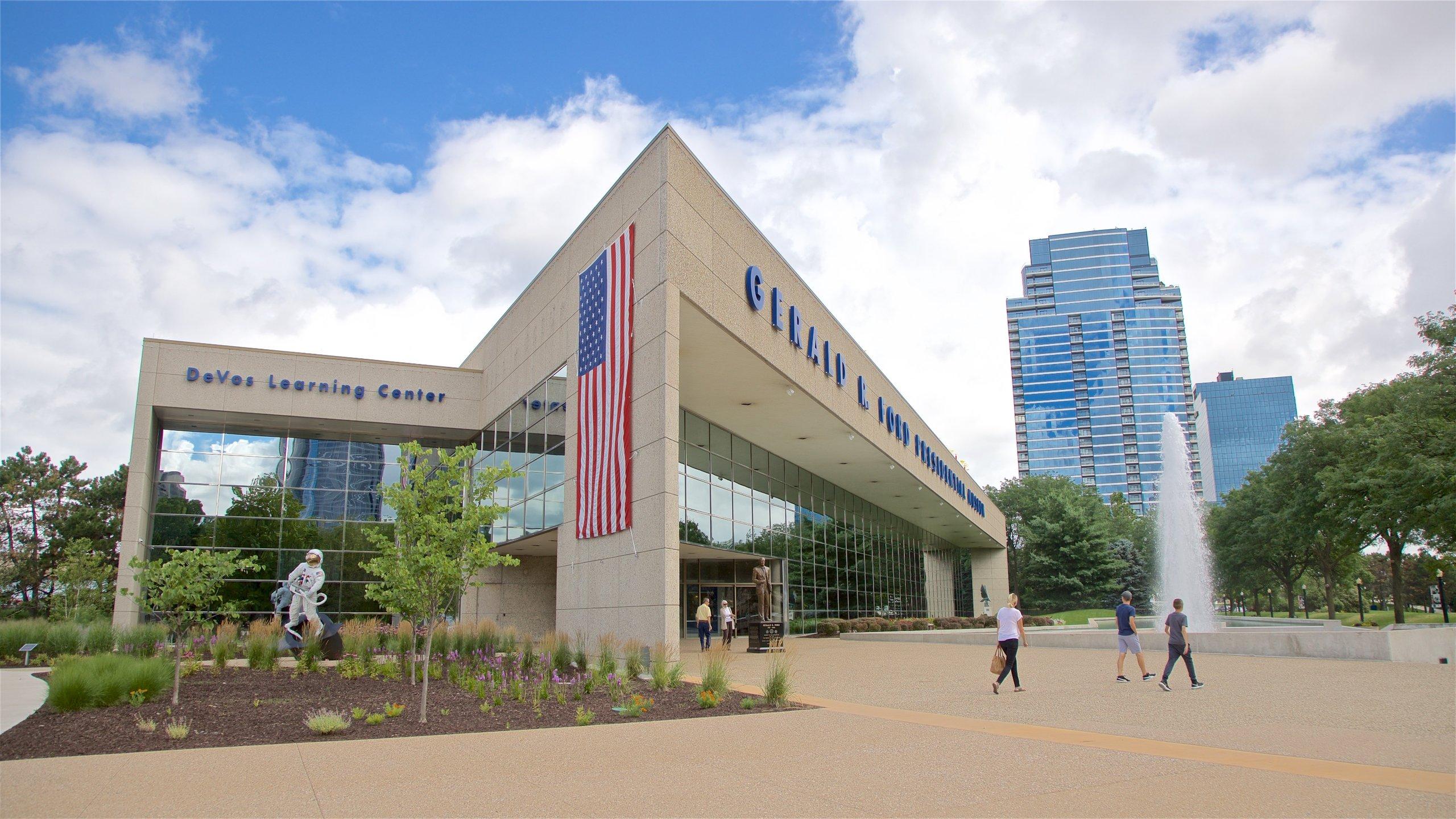 Gerald R. Ford Museum, Grand Rapids, Michigan, United States of America