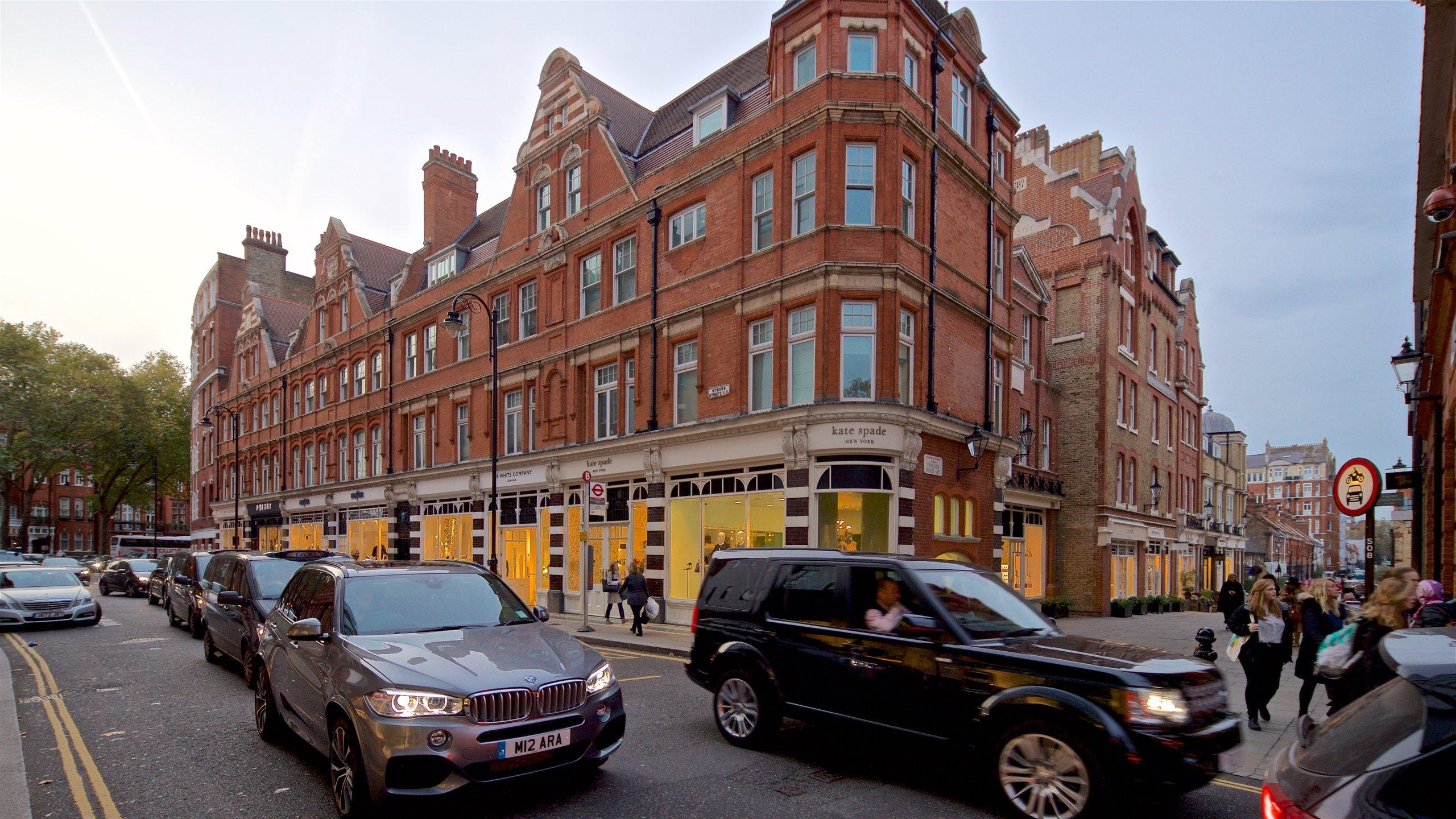 Sloane Square, London, England, Großbritannien